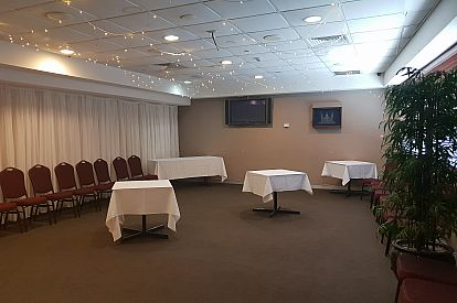 Function venue Roseville Club, The