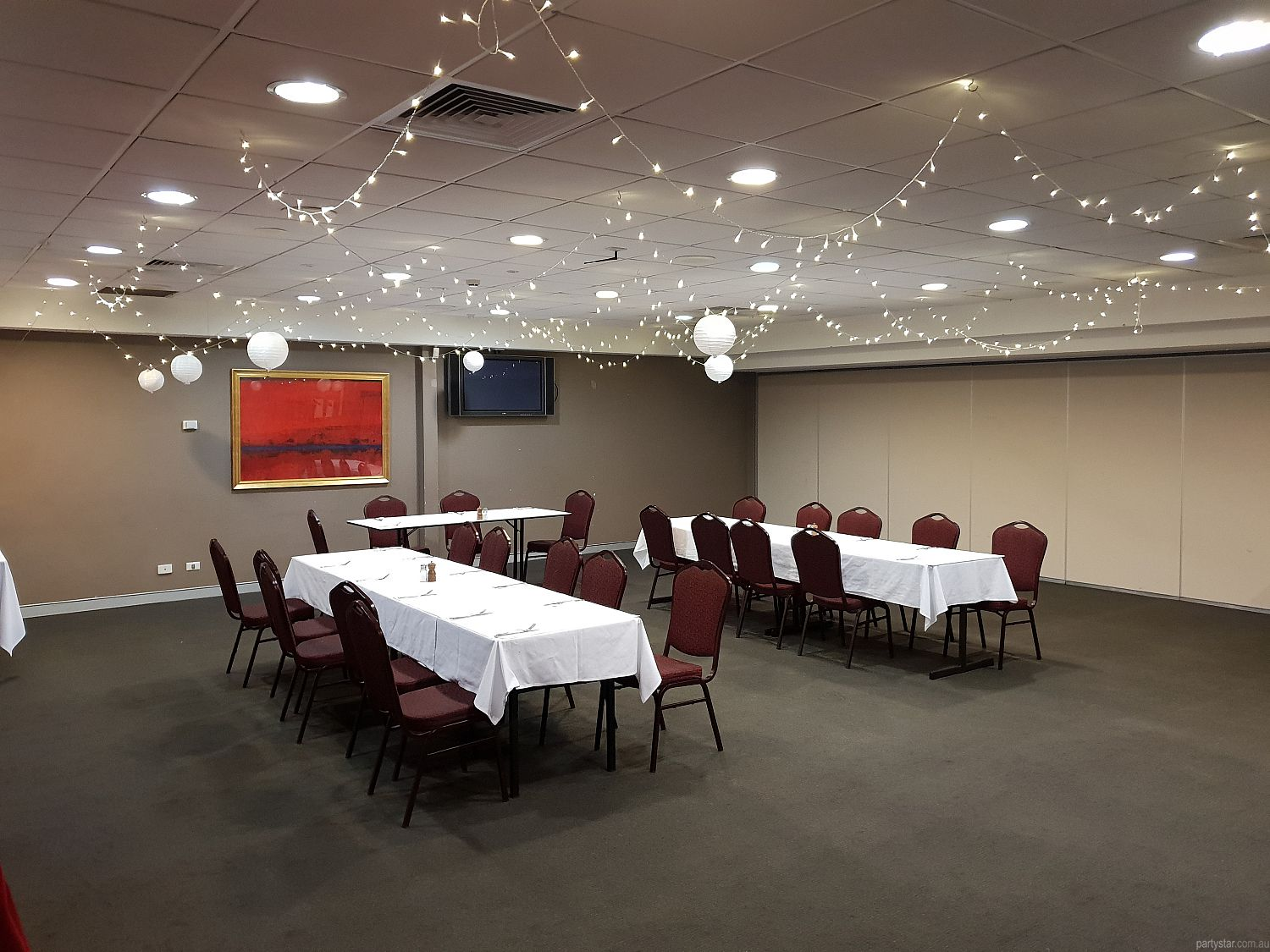The Roseville Club, Roseville, NSW. Function Room hire photo #2