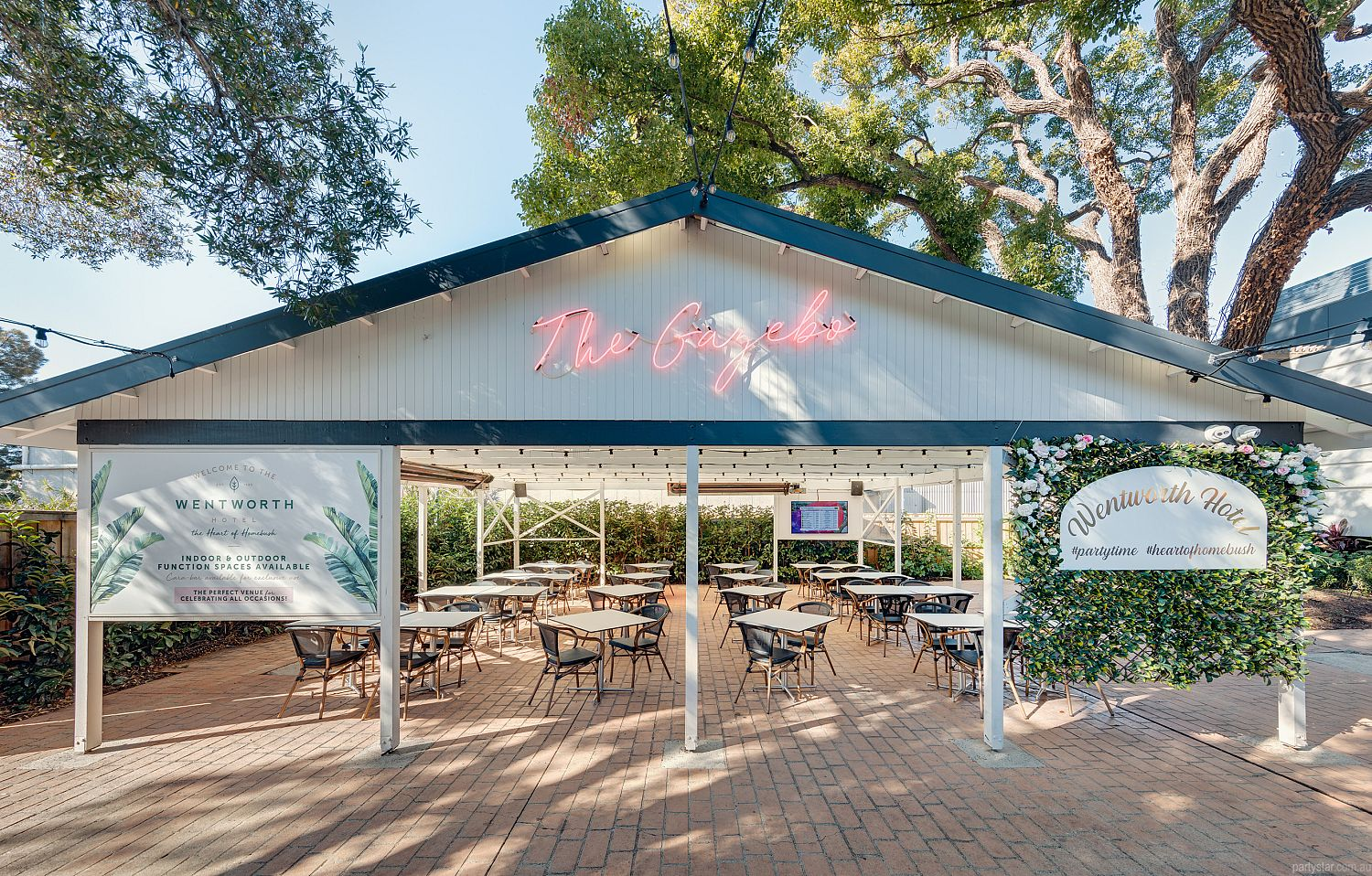 Wentworth Hotel, Homebush, NSW. Function Room hire photo #2