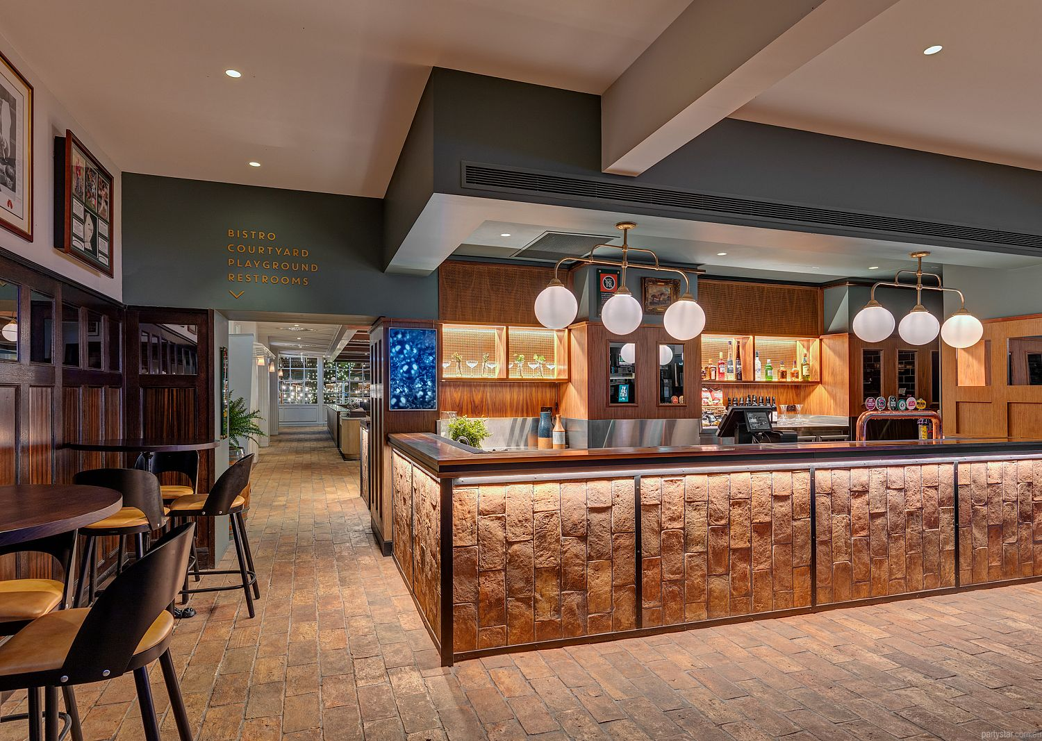 Wentworth Hotel, Homebush, NSW. Function Room hire photo #1