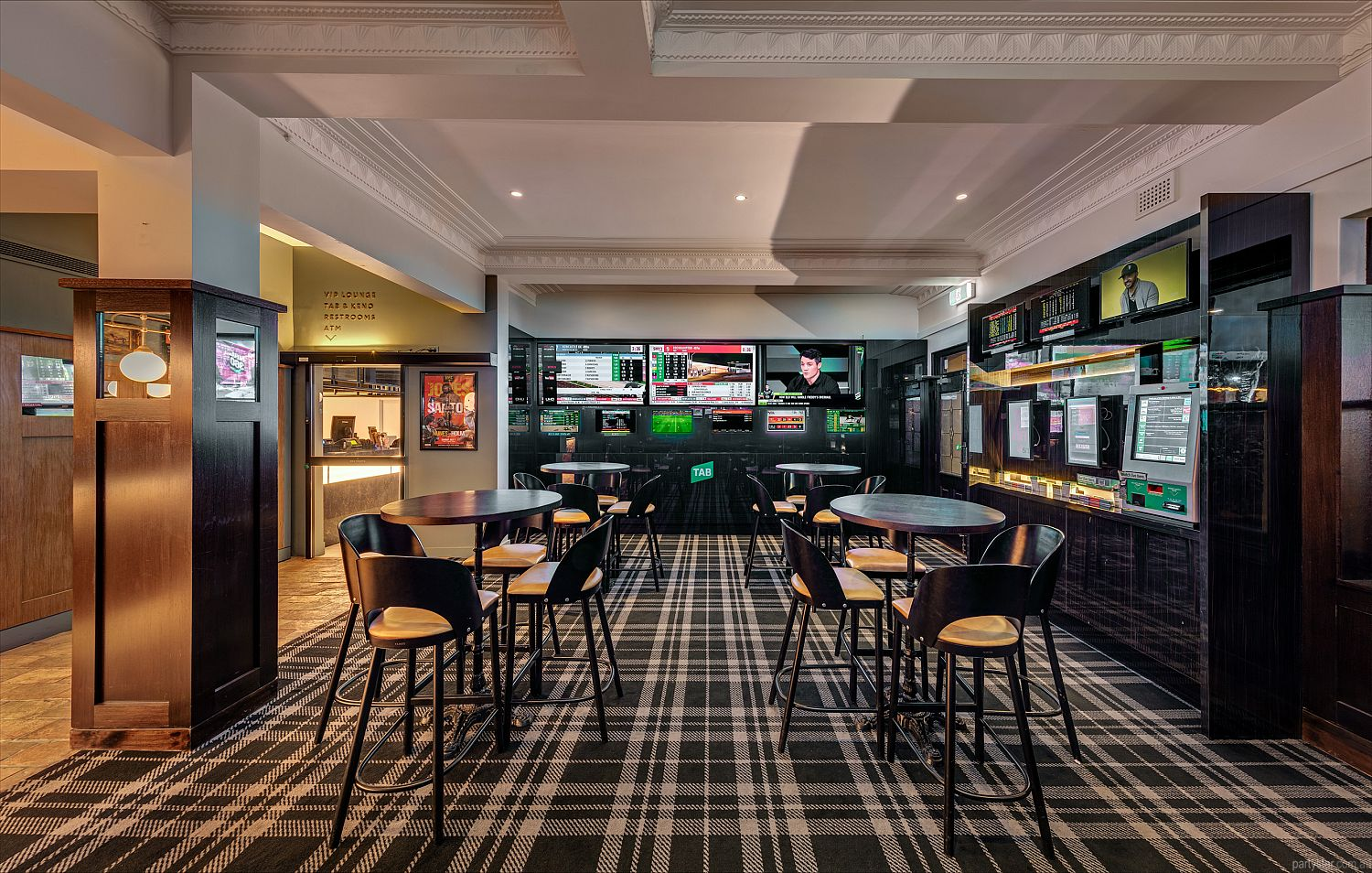 Wentworth Hotel, Homebush, NSW. Function Room hire photo #3