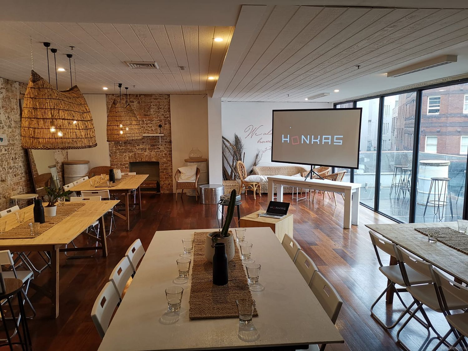 Honkas, Potts Point, NSW. Function Room hire photo #3
