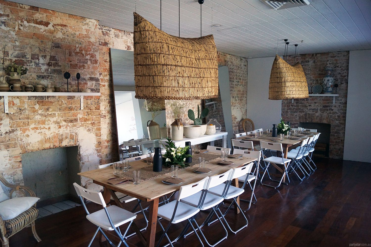 Honkas, Potts Point, NSW. Function Room hire photo #5