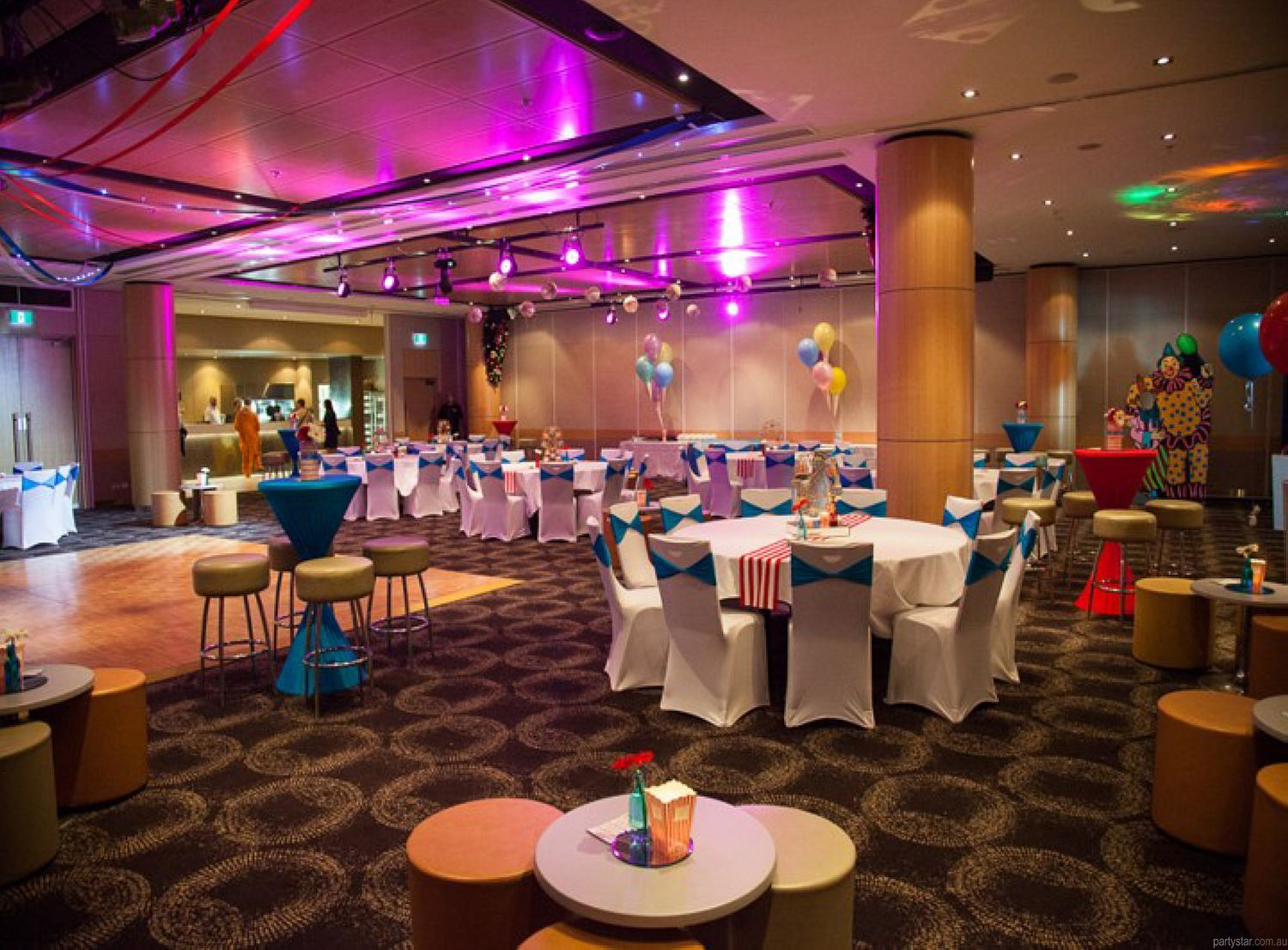 Club Central, Hurstville, NSW. Function Room hire photo #1