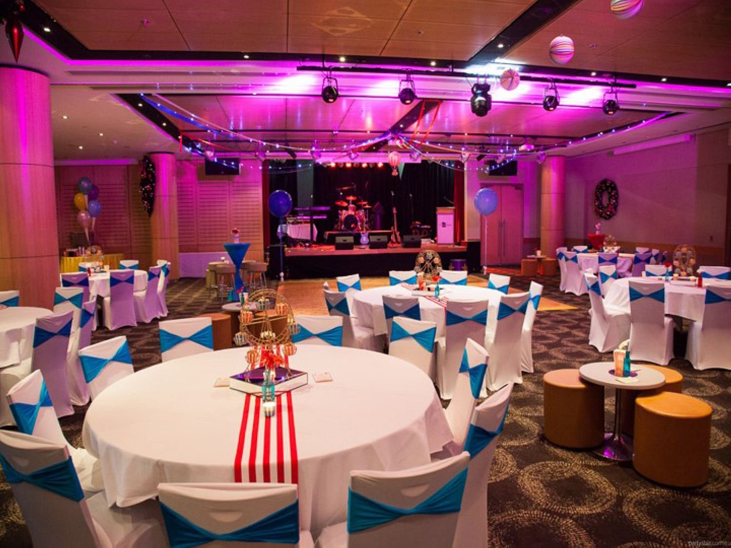 Club Central, Hurstville, NSW. Function Room hire photo #2