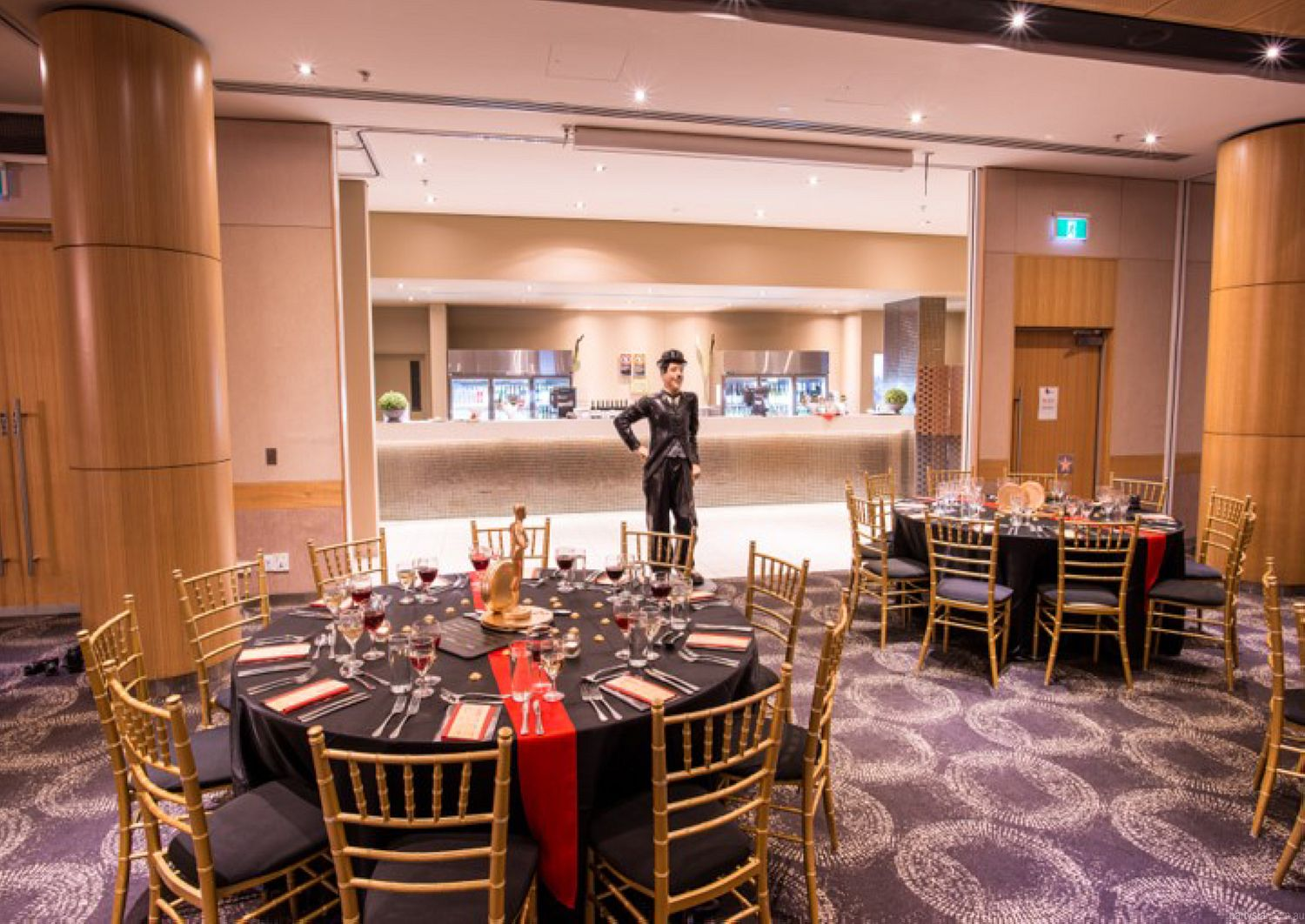 Club Central, Hurstville, NSW. Function Room hire photo #3
