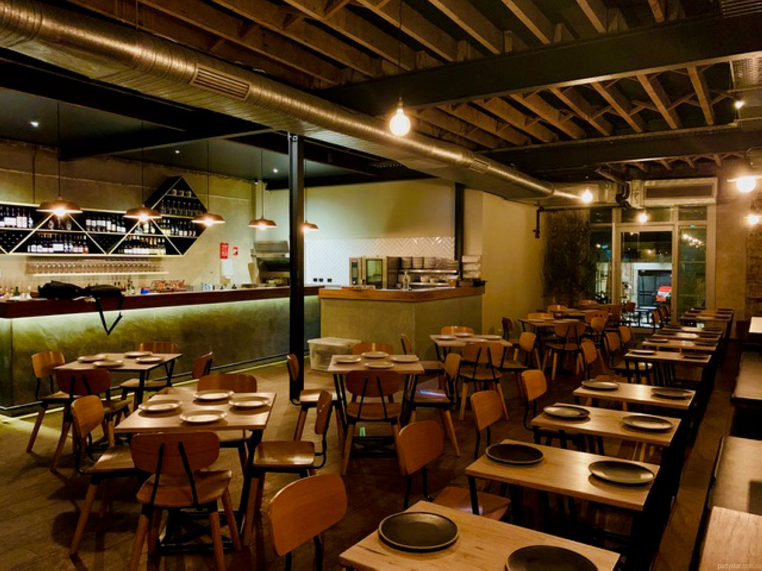 Henry Lee's, Redfern, NSW. Function Room hire photo #1