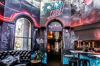 Function venue Milky Lane