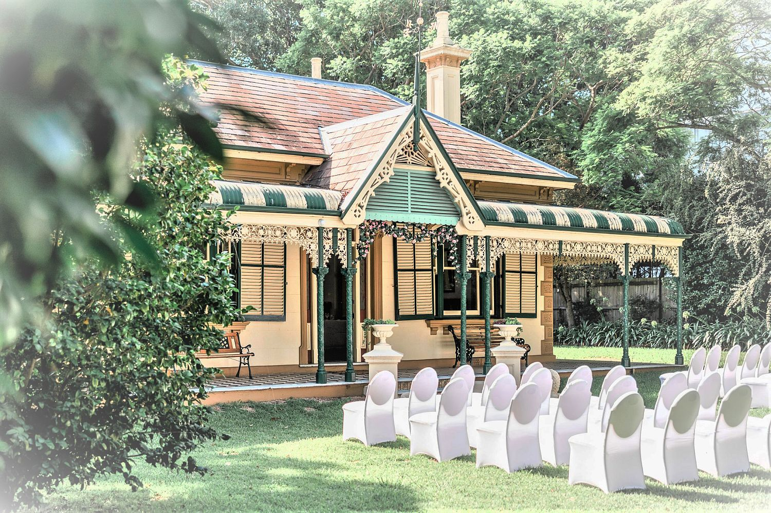 Laurelbank, Willoughby, NSW. Function Room hire photo #4