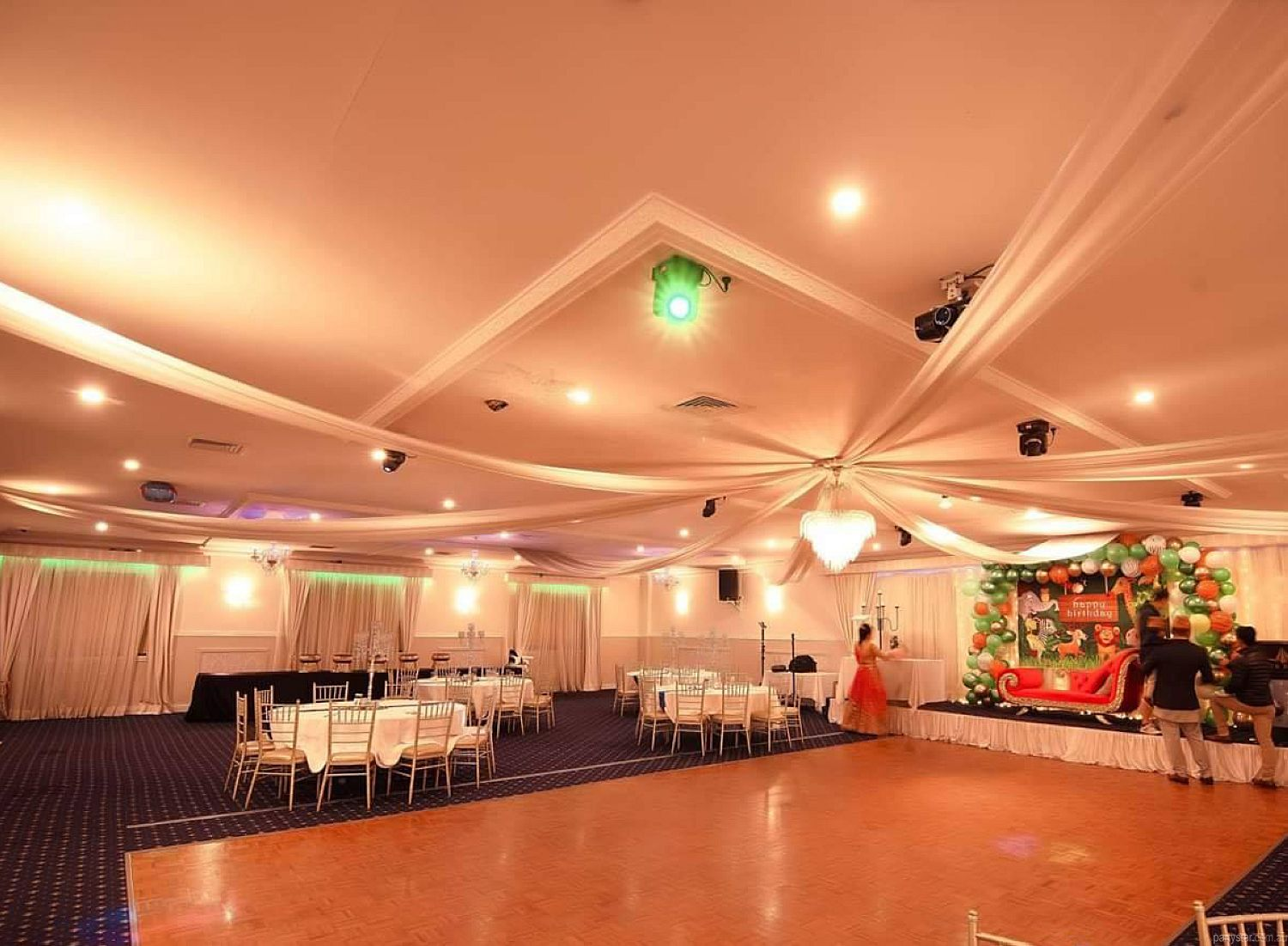Aiden Palace Reception, Earlwood, NSW. Function Room hire photo #1