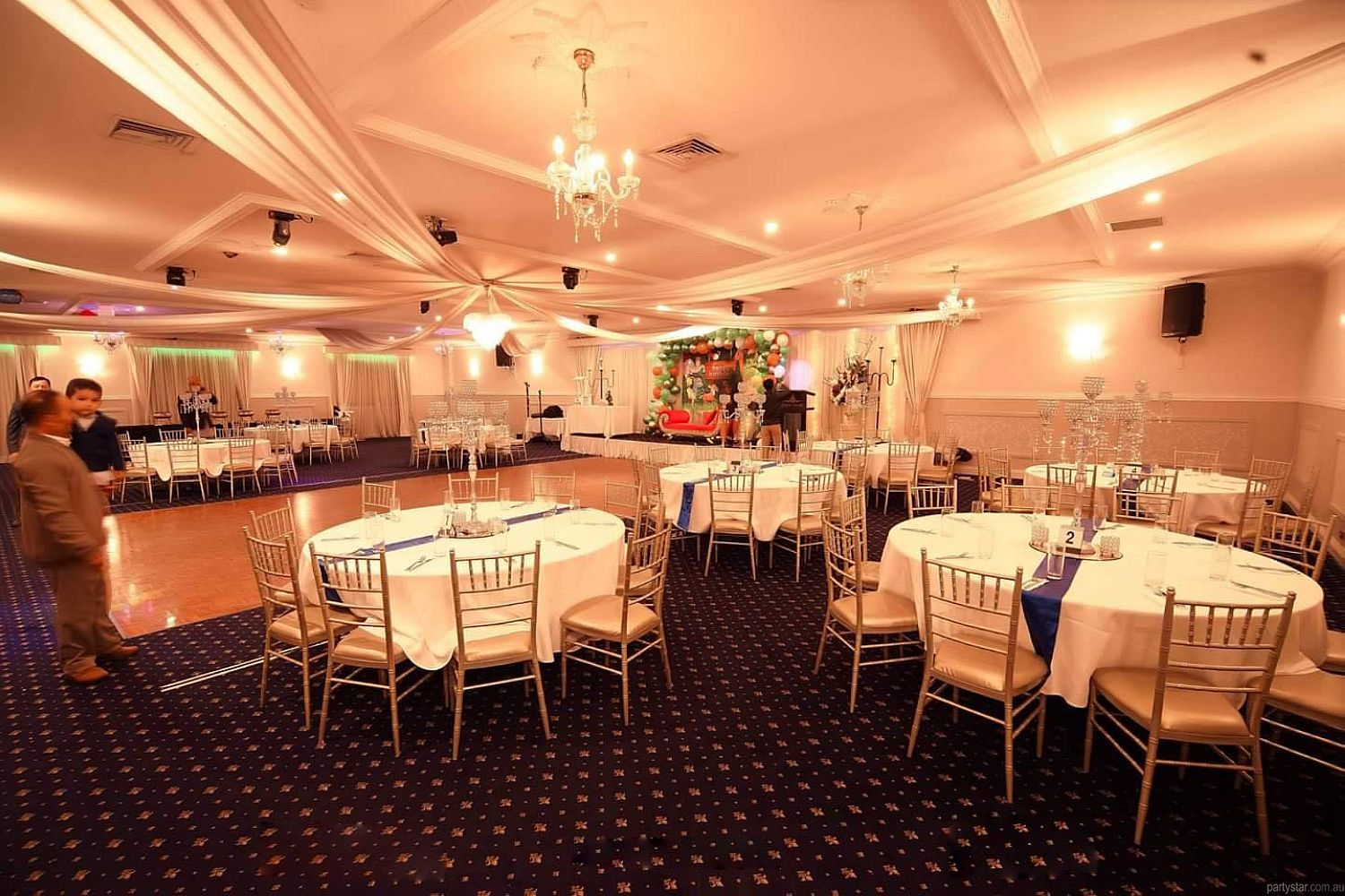 Aiden Palace Reception, Earlwood, NSW. Function Room hire photo #2