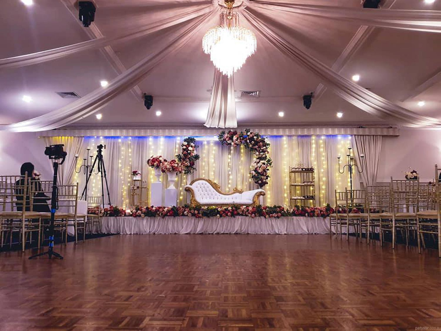 Aiden Palace Reception, Earlwood, NSW. Function Room hire photo #3