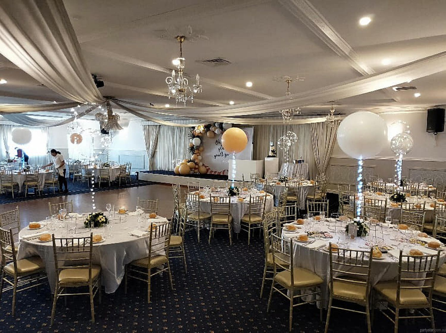 Aiden Palace Reception, Earlwood, NSW. Function Room hire photo #4