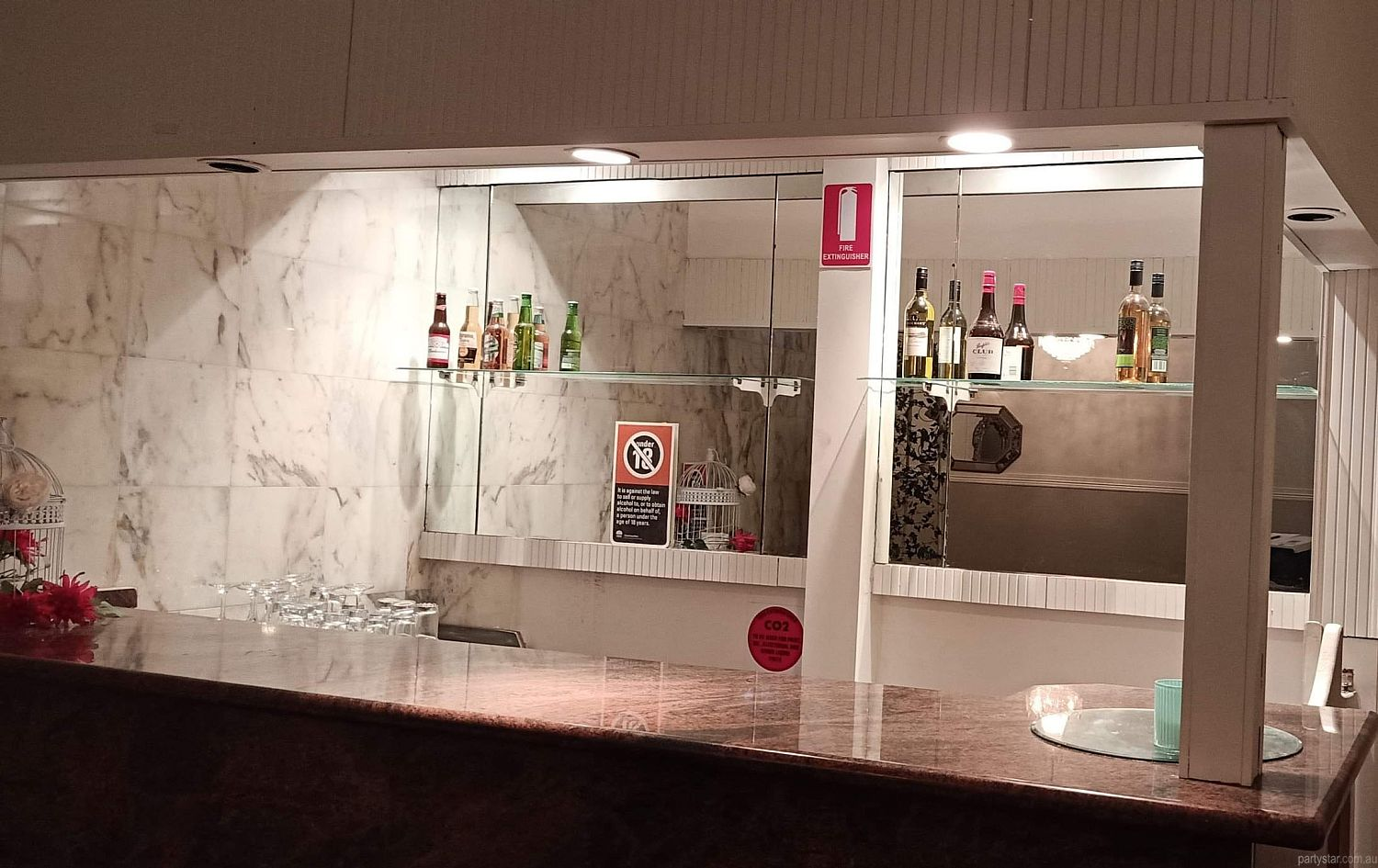 Aiden Palace Reception, Earlwood, NSW. Function Room hire photo #5