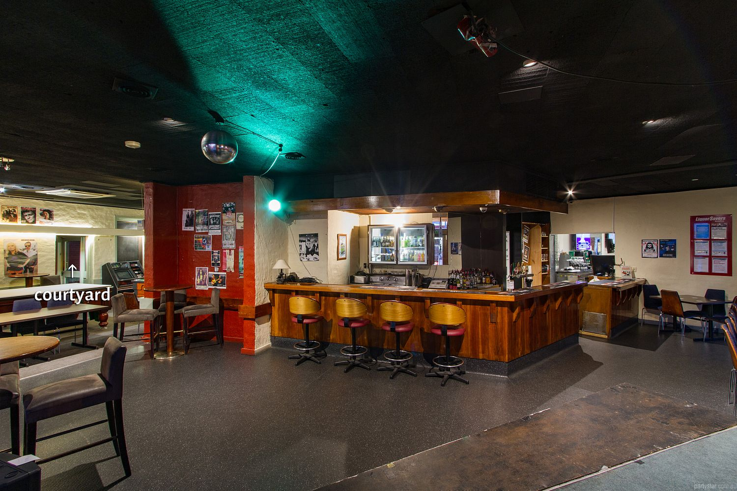 Ascot Vale Hotel, Ascot Vale, VIC. Function Room hire photo #4
