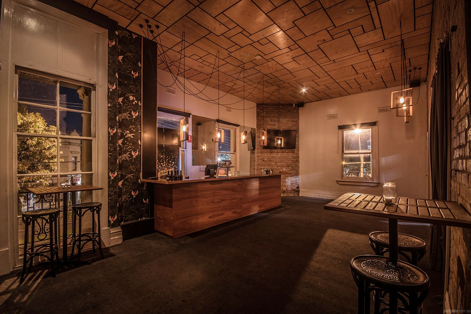The George, South Melbourne, VIC. Function Room hire photo #1