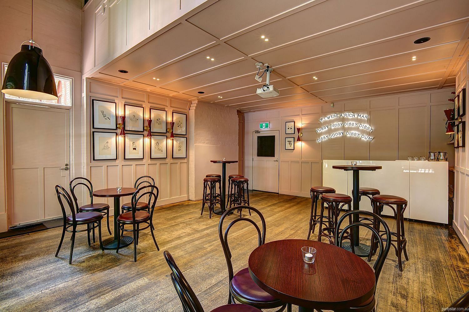 Pepe's Italian, Melbourne, VIC. Function Room hire photo #2