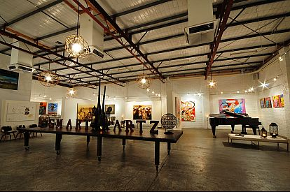 Function venue Smart Artz Gallery