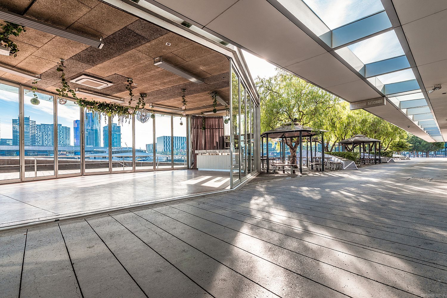 Harbour Kitchen, Docklands, VIC. Function Room hire photo #1