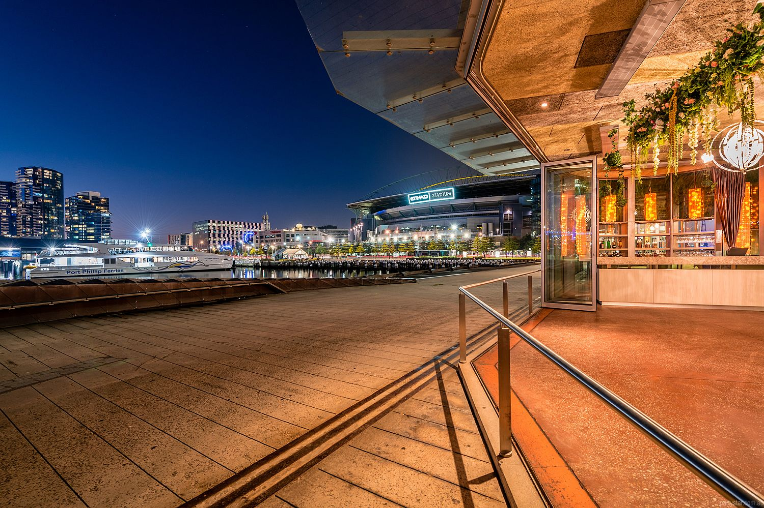 Harbour Kitchen, Docklands, VIC. Function Room hire photo #4