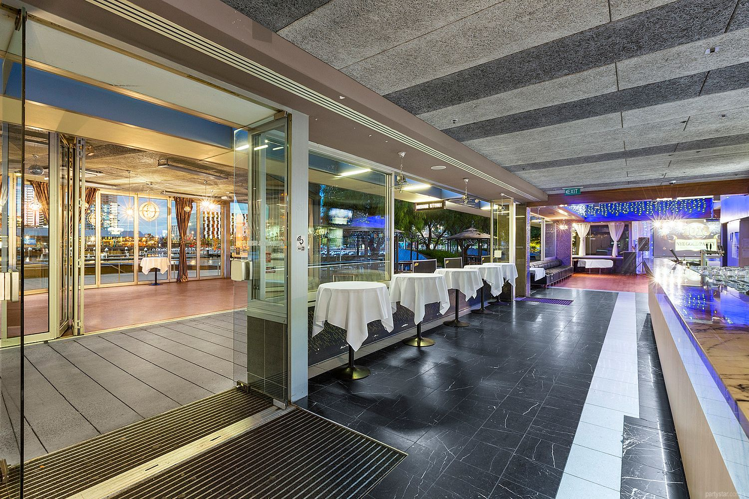 Harbour Kitchen, Docklands, VIC. Function Room hire photo #2