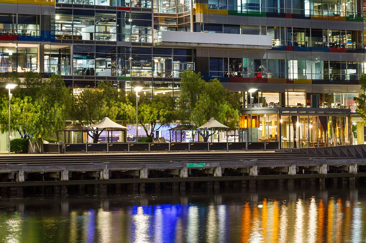 Harbour Kitchen, Docklands, VIC. Function Room hire photo #5