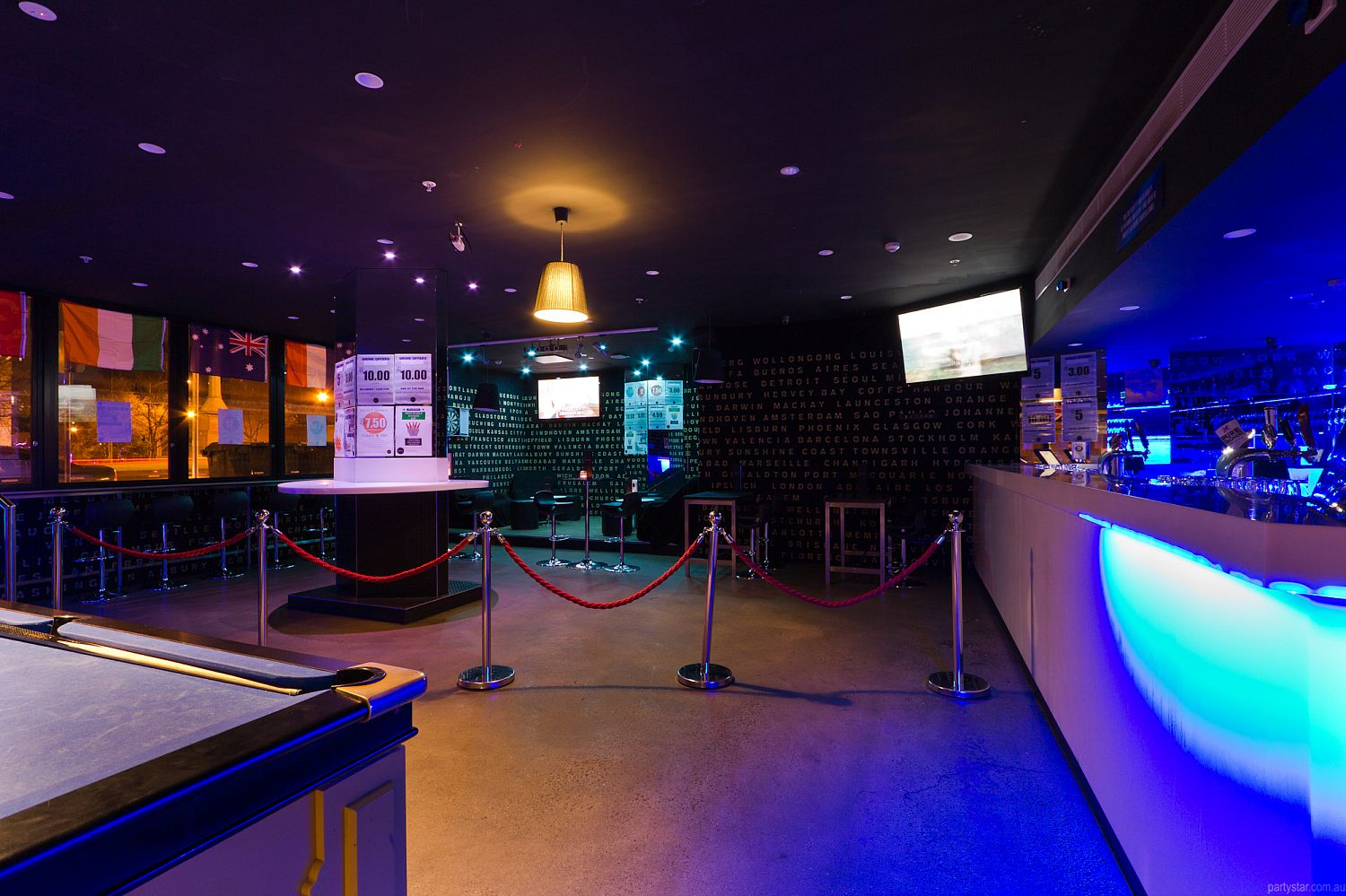 Blue Moon Bar, Melbourne, VIC. Function Room hire photo #2