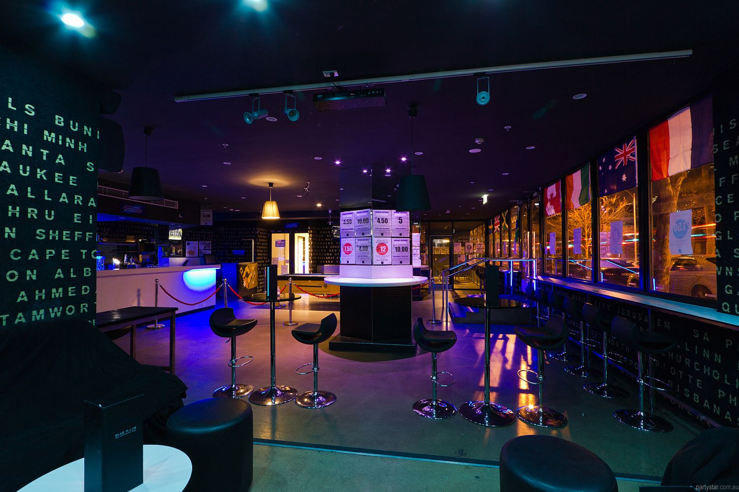 Blue Moon Bar, Melbourne, VIC. Function Room hire photo #4