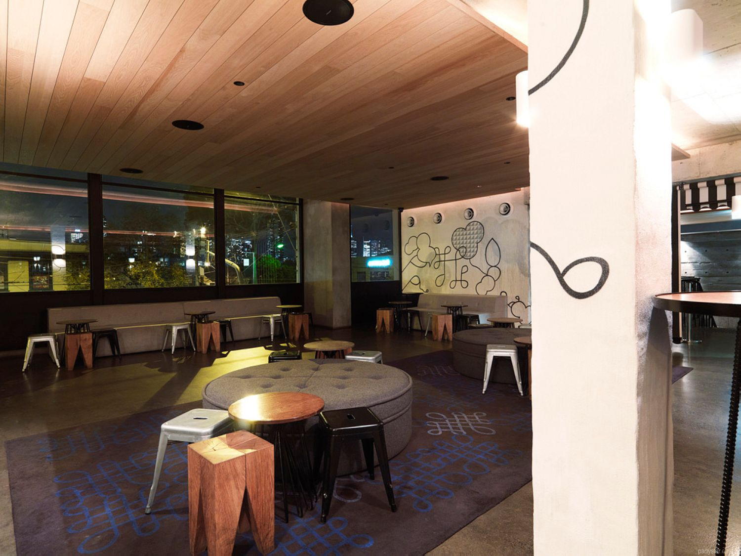 Honey, South Melbourne, VIC. Function Room hire photo #3