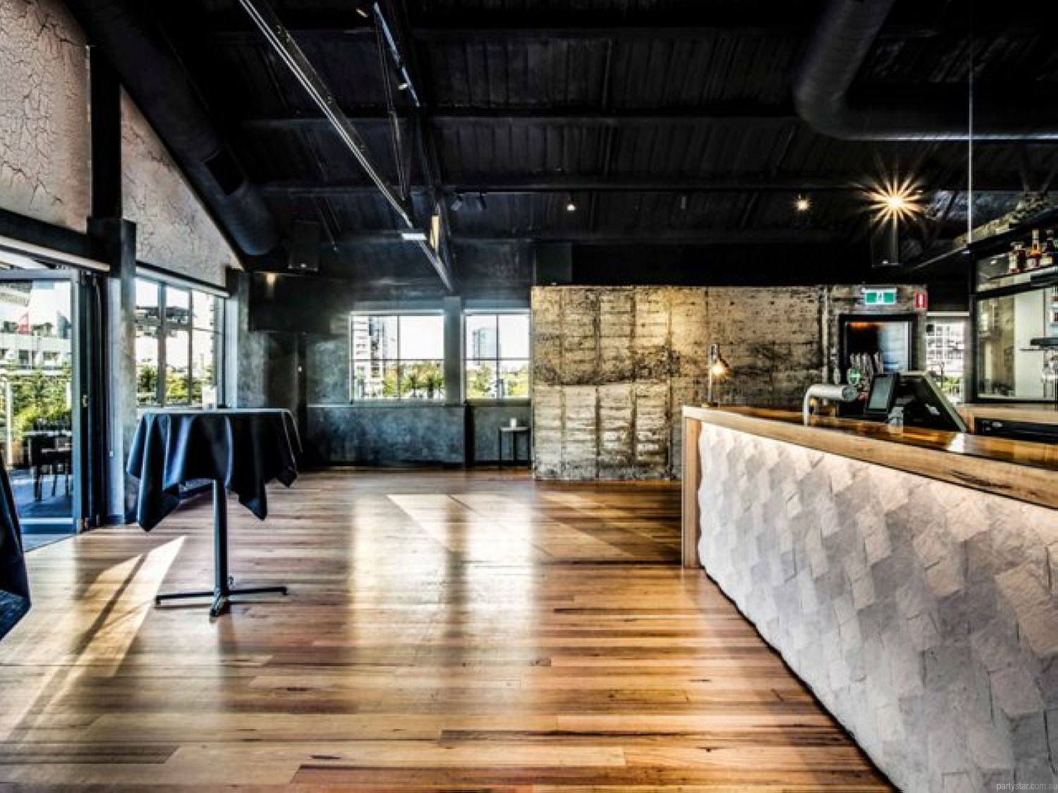 Woolshed, Docklands, VIC. Function Room hire photo #3