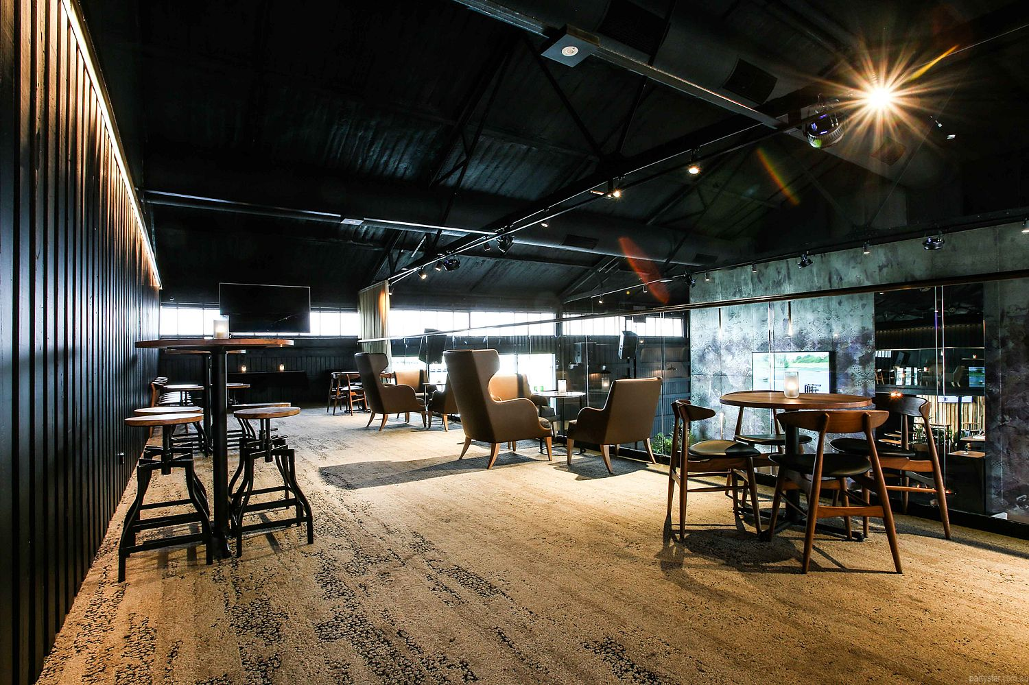 Woolshed, Docklands, VIC. Function Room hire photo #4