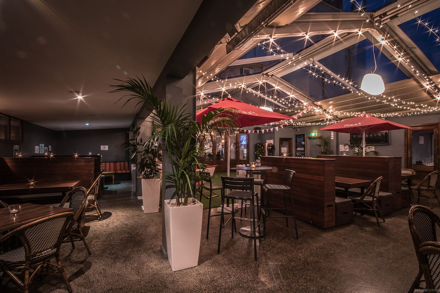 Glenferrie Hotel, Hawthorn, VIC. Function Room hire photo #4