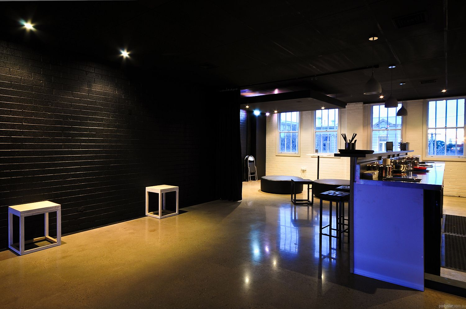 The PlayLounge, St Kilda, VIC. Function Room hire photo #3