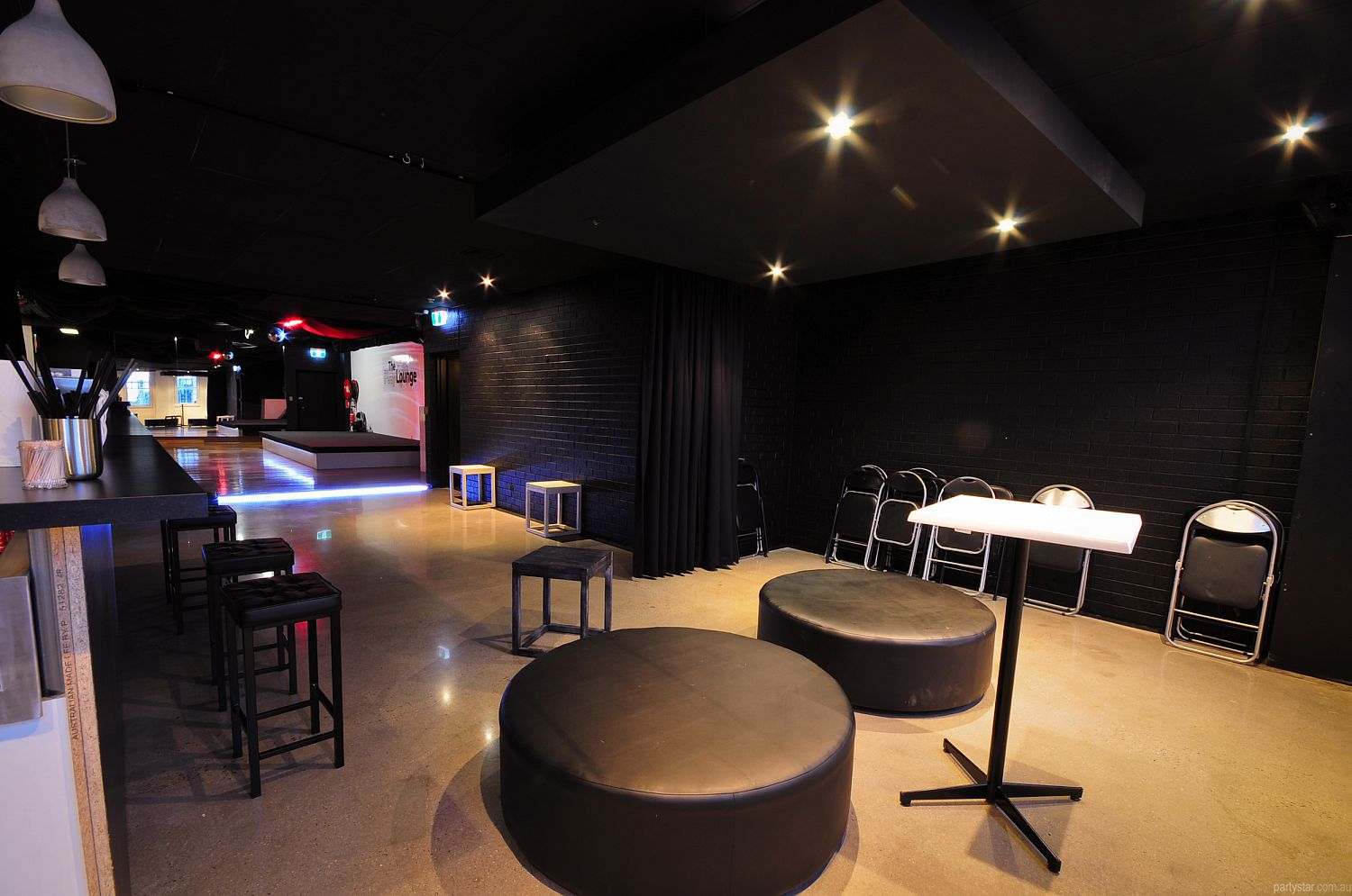The PlayLounge, St Kilda, VIC. Function Room hire photo #5