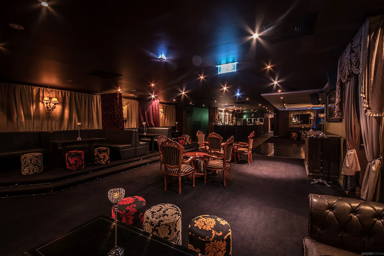 Masque, South Melbourne, VIC. Function Room hire photo #1