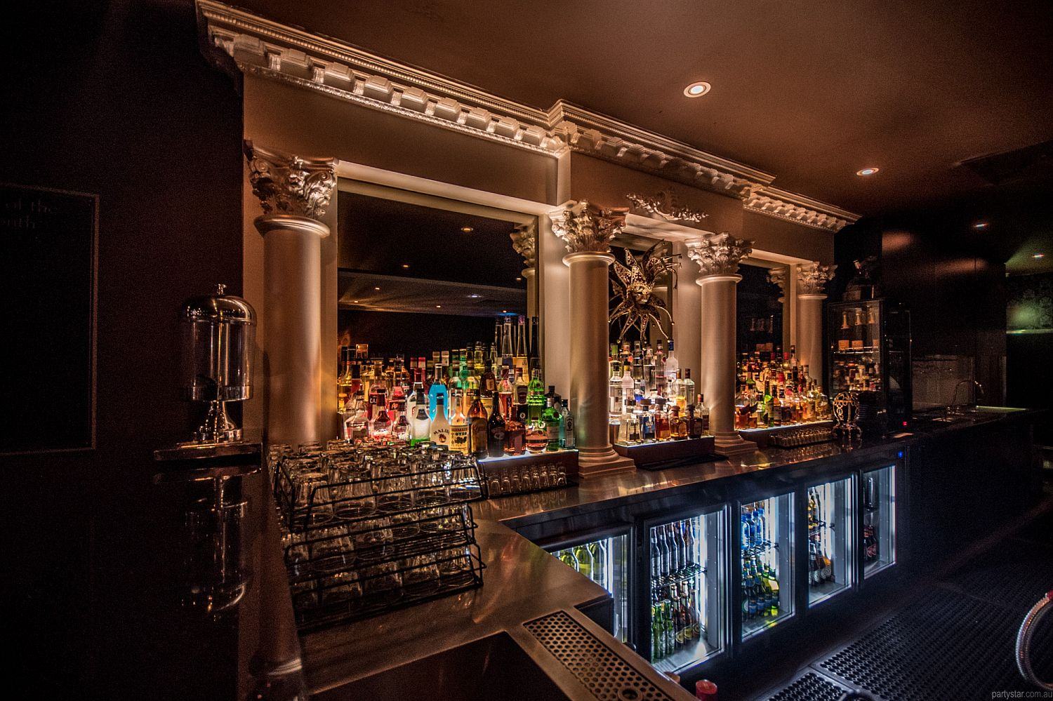 Masque, South Melbourne, VIC. Function Room hire photo #2