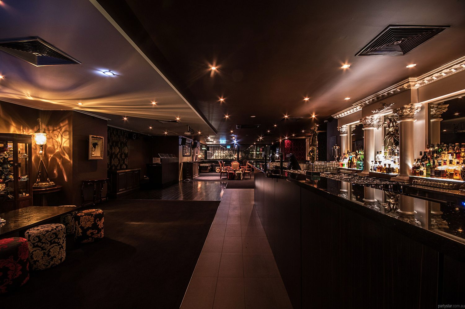 Masque, South Melbourne, VIC. Function Room hire photo #3