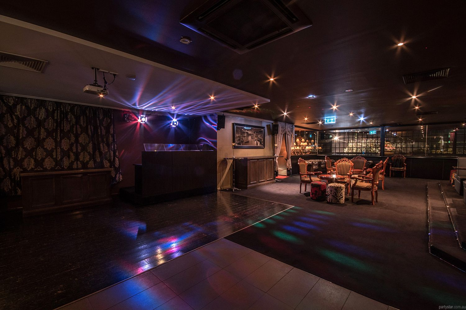 Masque, South Melbourne, VIC. Function Room hire photo #4