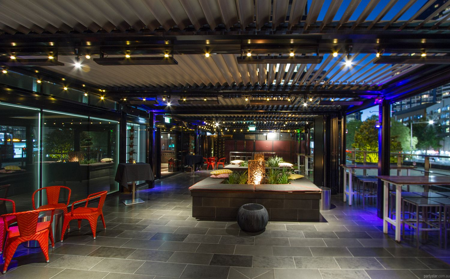 Platform 28, Docklands, VIC. Function Room hire photo #5