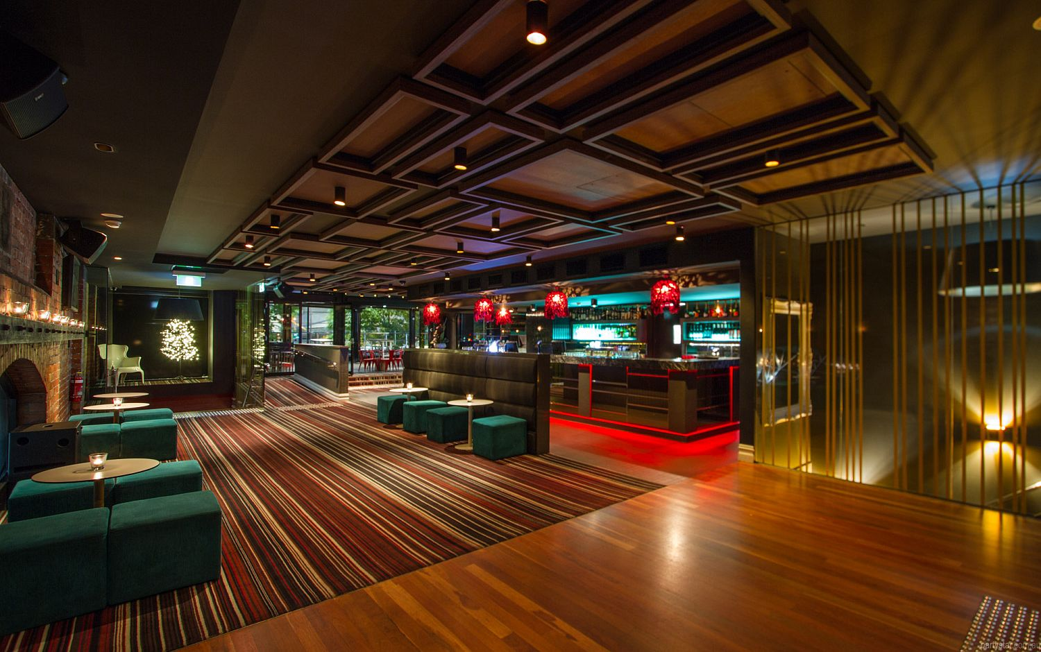Platform 28, Docklands, VIC. Function Room hire photo #3
