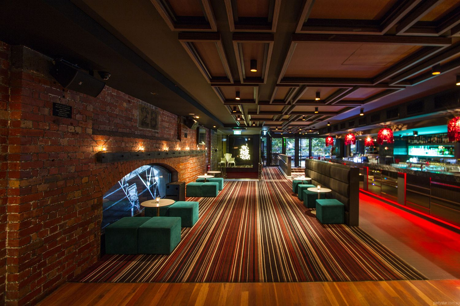 Platform 28, Docklands, VIC. Function Room hire photo #4