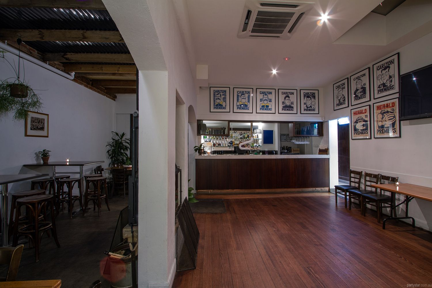 Naughtons Parkville Hotel, Parkville, VIC. Function Room hire photo #1