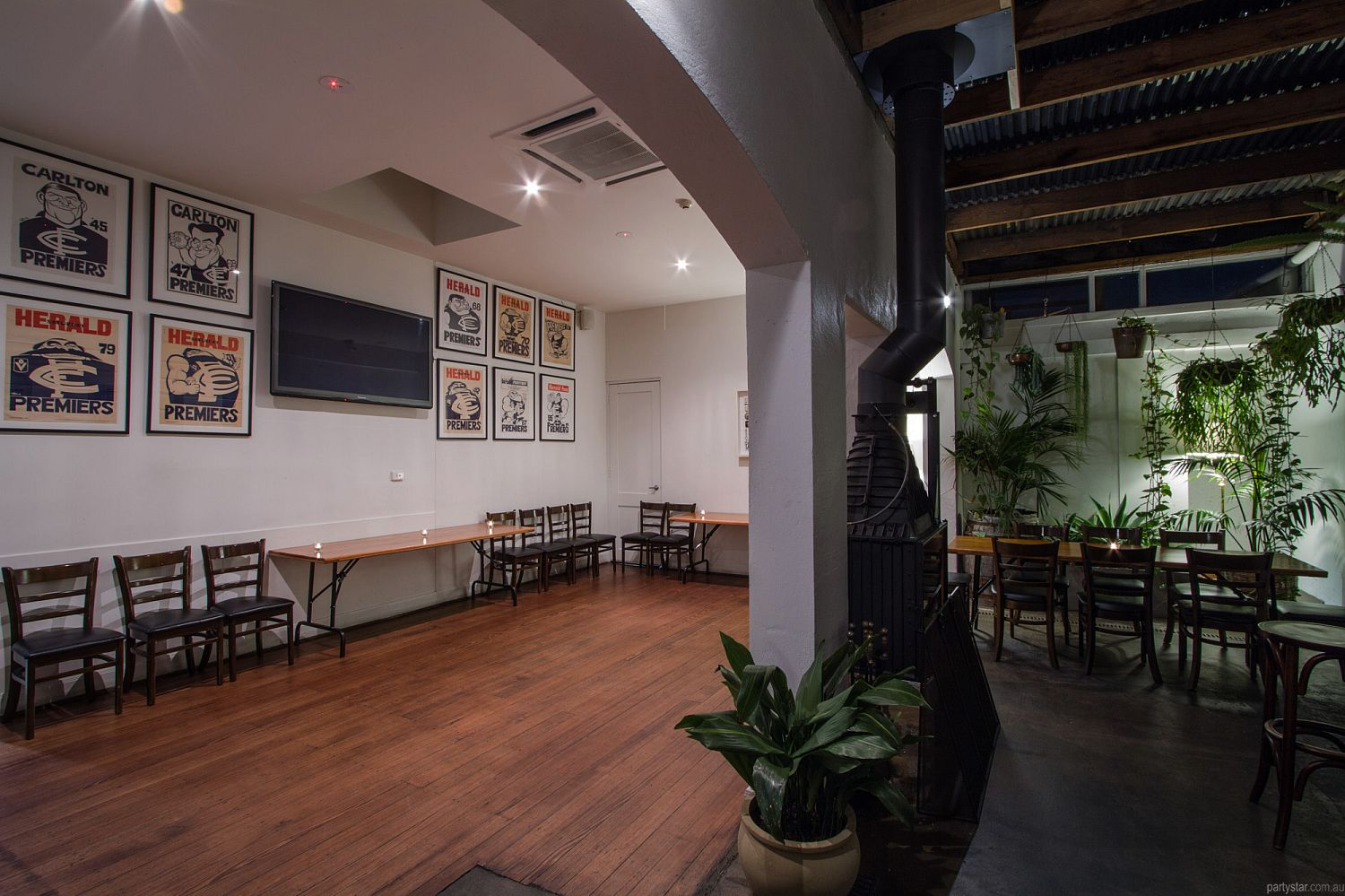 Naughtons Parkville Hotel, Parkville, VIC. Function Room hire photo #4