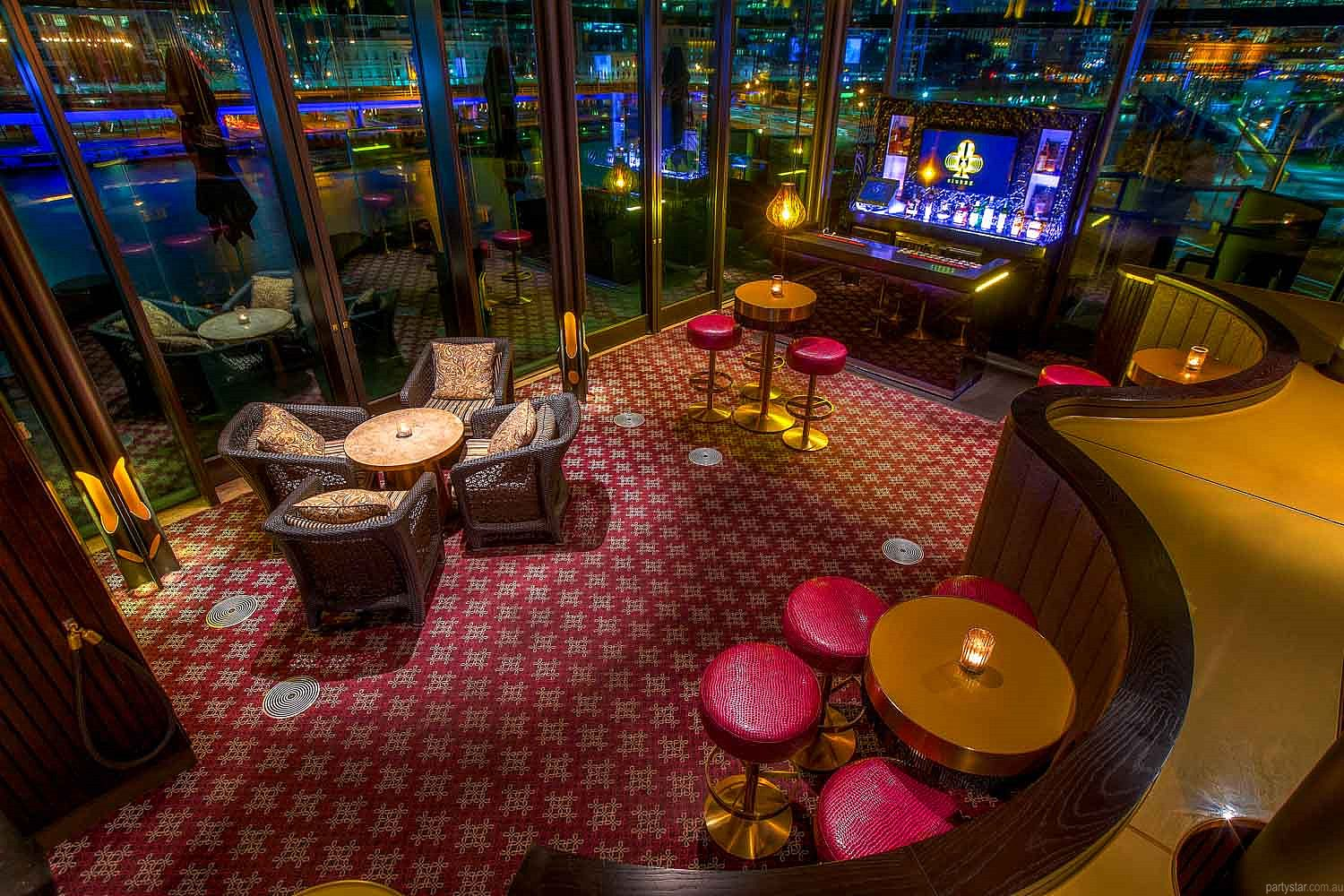 Club 23, Southbank, VIC. Function Room hire photo #2