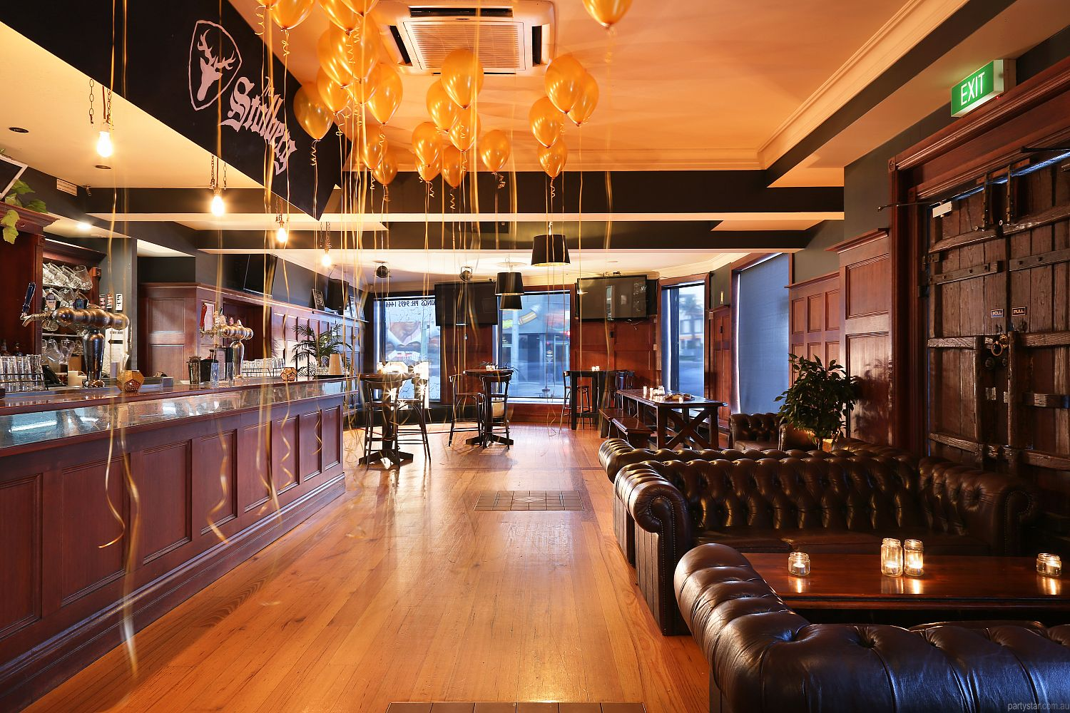The Stolberg, Preston, VIC. Function Room hire photo #2