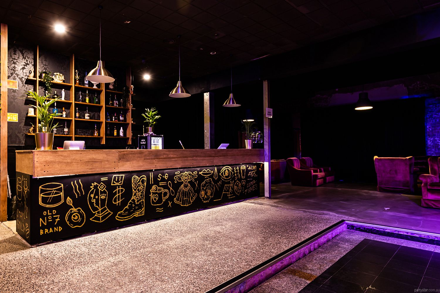 Stay Gold, Brunswick, VIC. Function Room hire photo #3