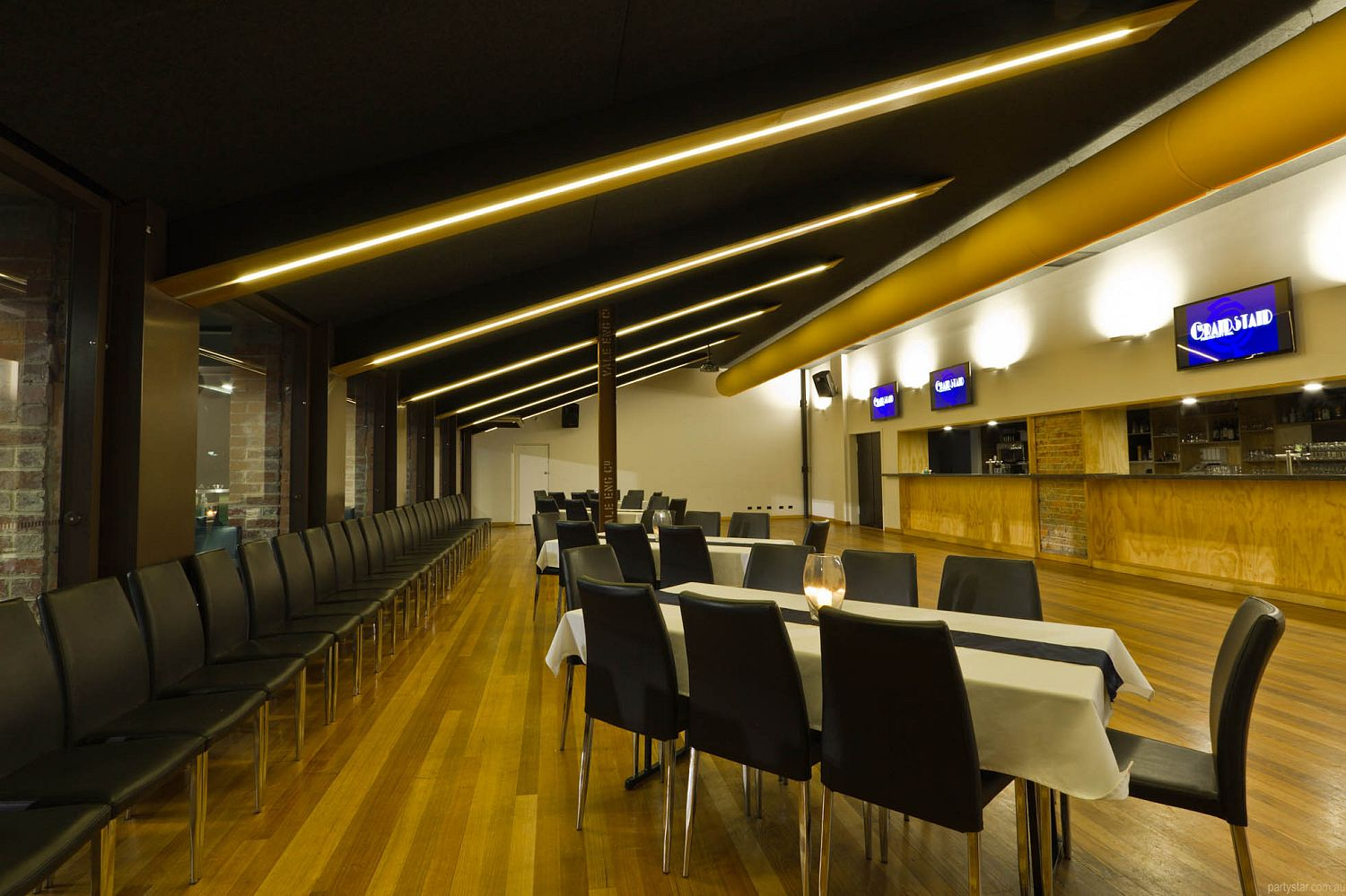 Grandstand Function Centre, Preston, VIC. Function Room hire photo #1