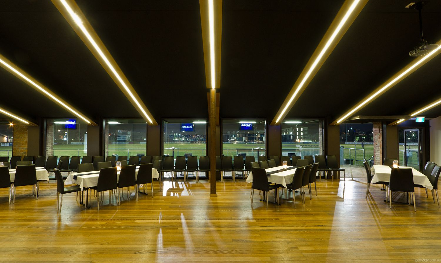 Grandstand Function Centre, Preston, VIC. Function Room hire photo #3