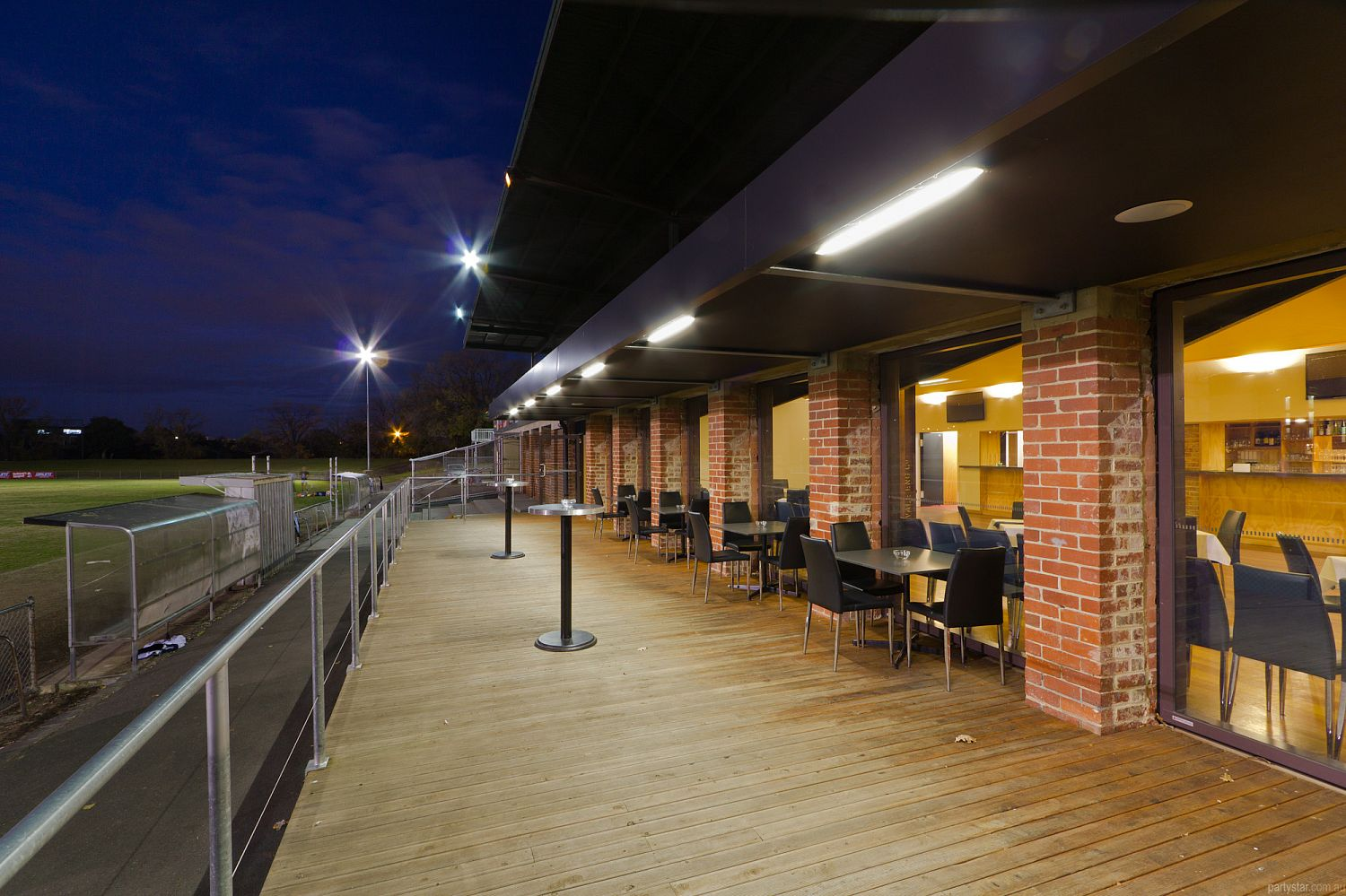 Grandstand Function Centre, Preston, VIC. Function Room hire photo #4