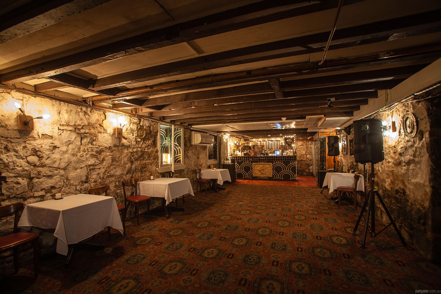 The Grace Darling Hotel, Collingwood, VIC. Function Room hire photo #1